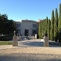 Photo taken at Rodin Sculpture Garden by Oup J. on 12/12/2012