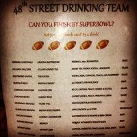 Photo taken at 48th Street Pub by Rhonda B. on 10/8/2013