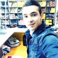 Photo taken at safkat makina by Ahmet K. on 12/29/2015