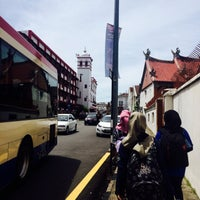Photo taken at George Town by xiao f. on 9/16/2016