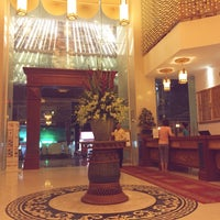 Снимок сделан в Green World Hotel пользователем Esya . 4/8/2016