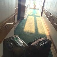 Снимок сделан в Green World Hotel пользователем Esya . 4/12/2016