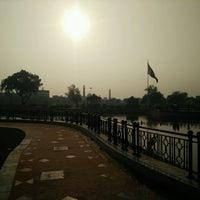 Photo taken at Minar-e-Pakistan by Nabeel K. on 12/25/2016