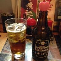 Photo taken at 和楽 たこ焼き焼き鳥専門店 by anyago on 2/22/2014