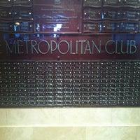 Photo taken at Metropolitan Club Of Chicago by Sima D. on 3/28/2013