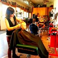 Photo taken at Salvador Calvano Hair by Matthew F. on 1/30/2014