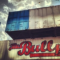 Photo taken at The Bullpen at Half Street Fairgrounds by Eric S. on 7/20/2013