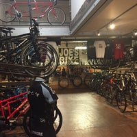 Photo taken at Joe's Bike Shop by Torri L. on 10/10/2017