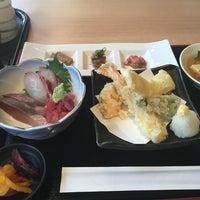 Photo taken at 魚屋の居酒屋 日本橋魚錠 by nobrock on 5/7/2016