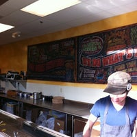 Photo taken at Freebirds World Burrito by William P. on 12/11/2012