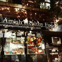 Photo prise au Amish Health Foods par Wicker Park Bucktown Insider le9/10/2013