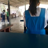 Photo taken at SMK Canossian Convent by Nurr A. on 11/5/2015