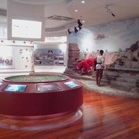 Photo taken at Suphan Buri National Museum by chananang on 9/22/2012