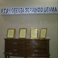 Photo taken at PT. PROTECTA SERVINDO UTAMA by Asri K. on 4/1/2013