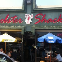 Photo taken at Old Port Lobster Shack by Gordon G. on 7/21/2013