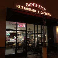 Photo taken at Gunther's Restaurant and Catering by Gordon G. on 11/29/2016