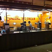 Photo taken at Smitten Ice Cream by Gordon G. on 9/18/2013