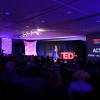 Photo taken at TEDxSantaCruz by Gordon G. on 3/8/2014