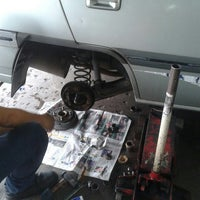 Photo taken at Pang Car Service by Arief D. on 12/11/2015