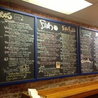 Photo taken at Geoff's Superlative Sandwiches by Matthew P. on 11/29/2012