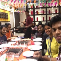 Photo taken at Sigree Global Grill by Pradeep D. on 8/29/2016