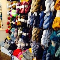 Photo taken at Fancy Tiger Crafts by Sarah N. on 10/11/2014