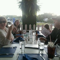 Photo taken at Blue Water Inn by Susan H. on 8/24/2013