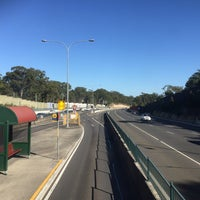 Photo taken at Bus Stop - M2 Motorway (Barclay Rd) by Thomas B. on 7/1/2017