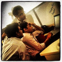 Photo taken at Infosys Limited Building 44 by Varun S. on 10/1/2012