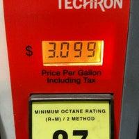 Photo taken at Chevron by Greg B. on 10/23/2016