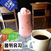3/7/2013にMinkyung K.がCafe Withで撮った写真