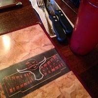 Photo taken at RJ's Sizzlin' Steer by Deborah J. on 8/3/2014