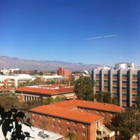 Photo taken at Gould-Simpson Building (University of Arizona) by Elizabeth C. on 2/14/2013