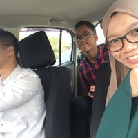 Photo taken at Segamat by Fieee a. on 7/9/2016