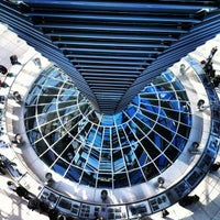 Photo prise au Coupole du Reichstag par Lionel le10/16/2012