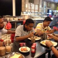 Photo taken at Al Aqsa Restaurant by Aizat R. on 7/21/2013