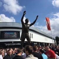 Photo taken at Ashton Gate Stadium by Nick T. on 5/7/2017