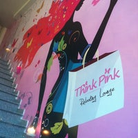 Photo taken at think pink by Chantal A. on 6/28/2014