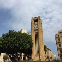 Photo taken at Beirut Central District by Chantal A. on 4/15/2017
