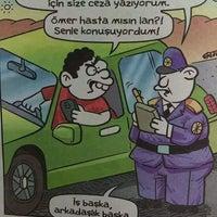 Photo taken at Selçuklu İlçe Emniyet Müdürlüğü by Tuğba L. on 9/7/2016