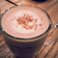 Photo taken at Caffé bene by Kelly K. on 11/23/2012