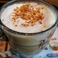 Photo taken at Caffé bene by Kelly K. on 12/23/2012