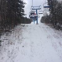 Photo taken at Poley Mountain by Jill on 12/28/2015