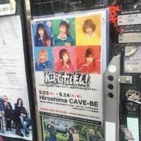 9/24/2018にYusukeが広島CAVE-BEで撮った写真
