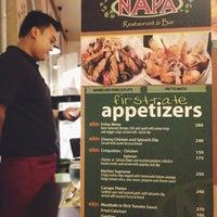 Photo taken at Napa Restaurant and Bar by Shayne Z. on 8/30/2013