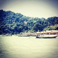 Photo taken at ร.ร.บ้านคลองเหนก by Farah F. on 3/7/2014