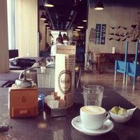 Photo taken at Koffein by Jovana P. on 7/1/2014