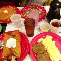 Photo taken at Pamela's P&G Diner by Christina on 5/11/2013