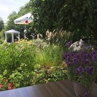 Photo taken at Reiterhof Wirsberg Belevue Spa & Resort by Burcu E. on 6/22/2017