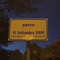 Foto scattata a Parco 11 Settembre 2001 da Viacheslav P. il 10/24/2017